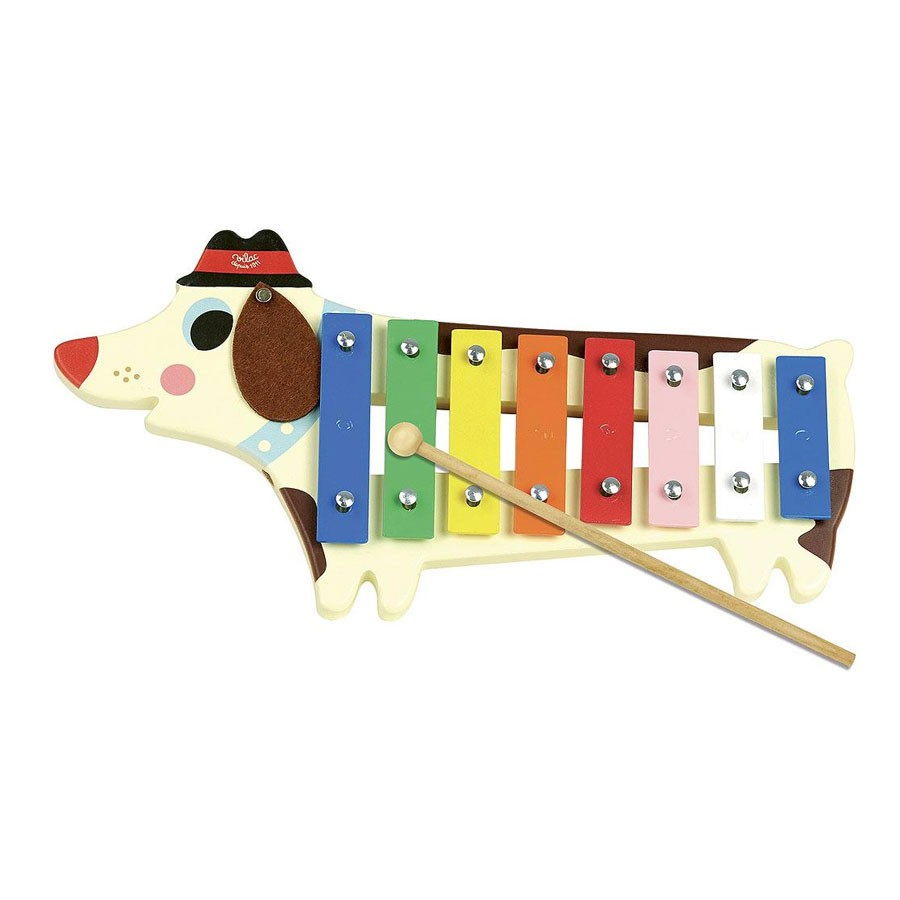 Vilac - Xylophon Hund