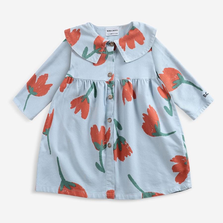 Bobo Choses - Baby Kleid Big Flowers
