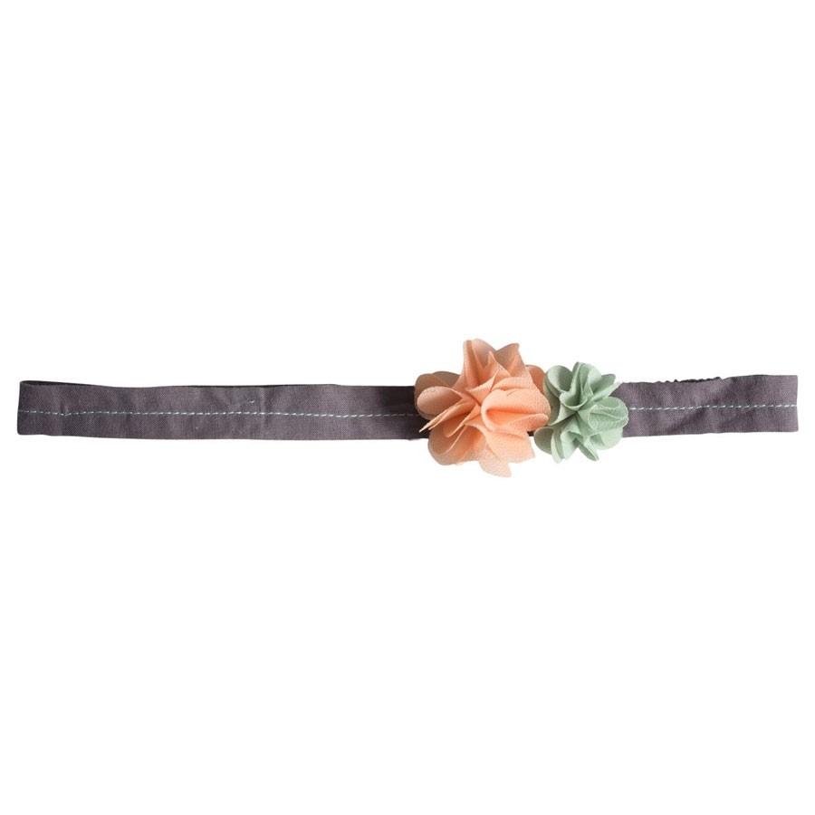 Maileg - Haarband mit Blumen Rosa ab 3 Jahre
