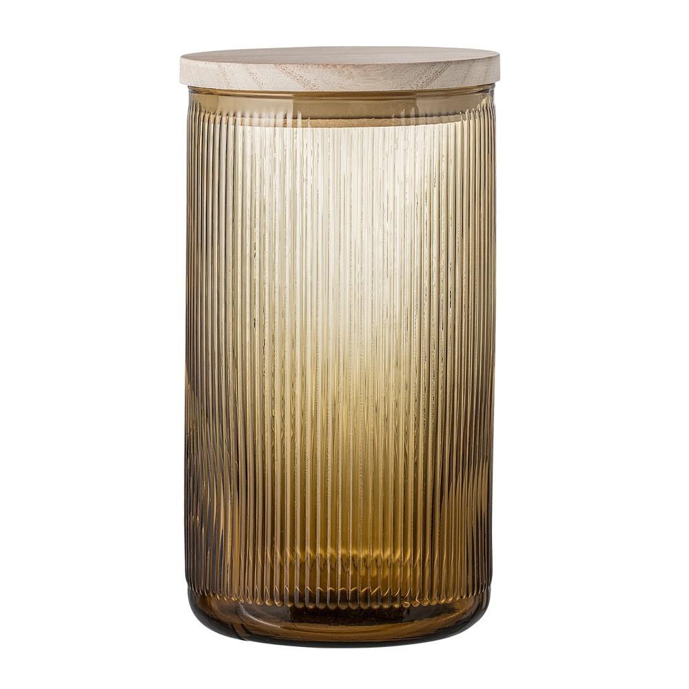 Bloomingville - Vorratsdose aus Glas