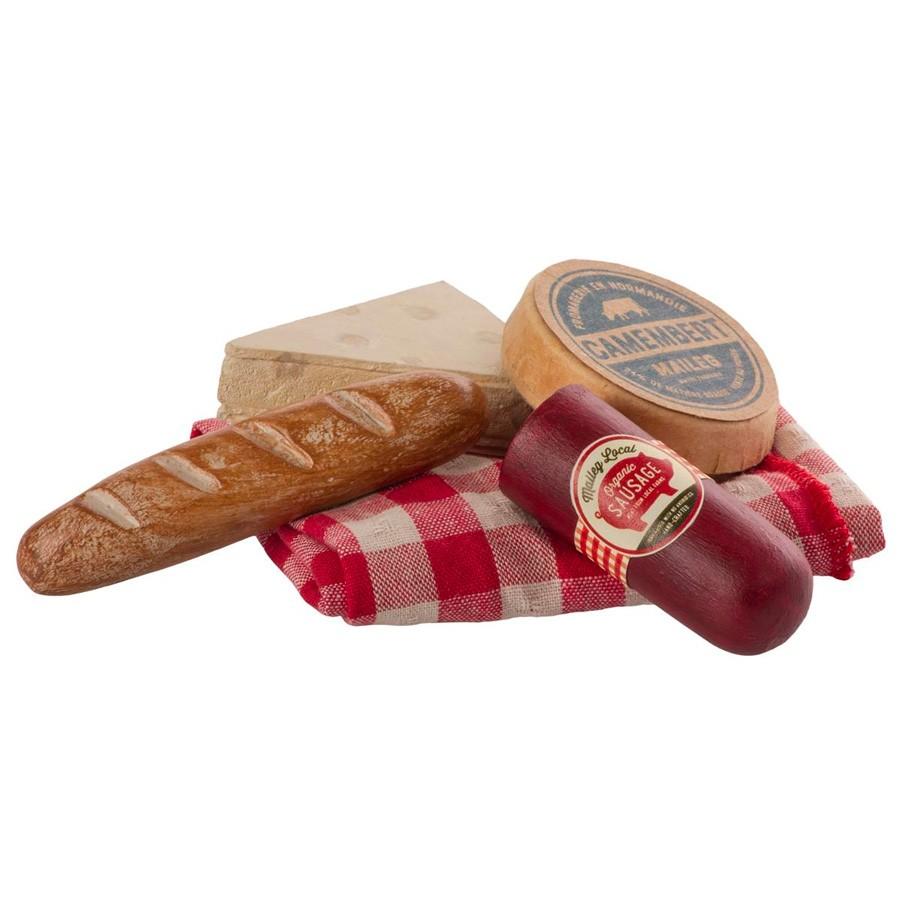 Maileg - Vintage Picknick Set 7cm