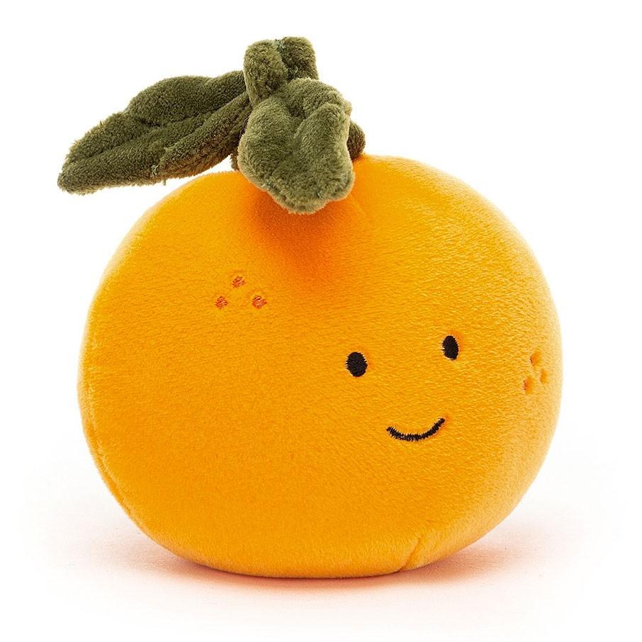 Jellycat - Orange zum kuscheln
