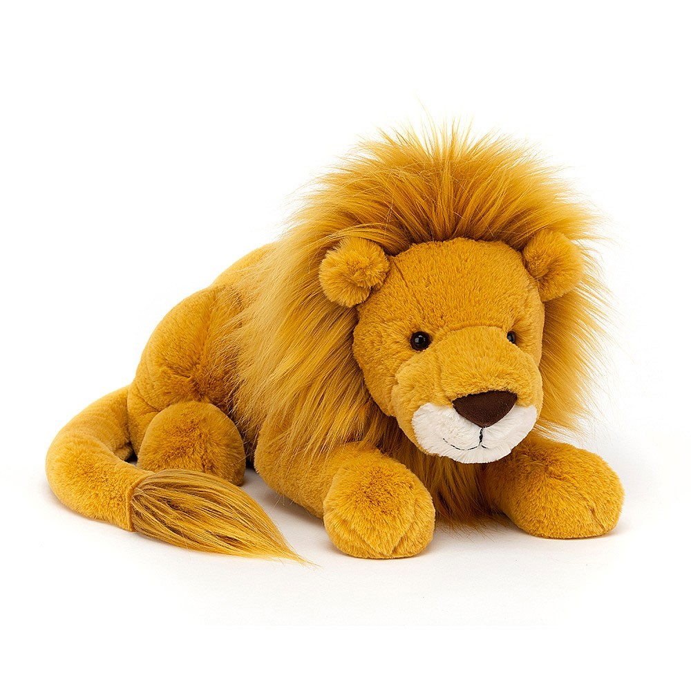 Jellycat - Großer Löwe Louie 46cm