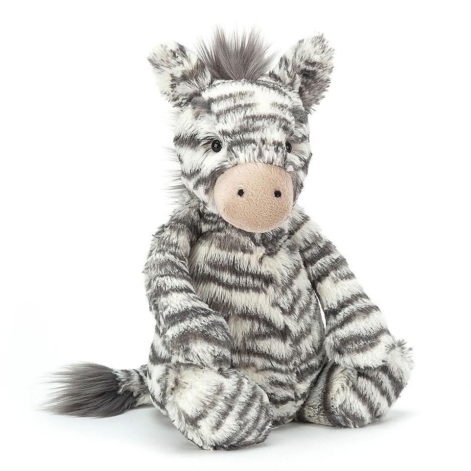 Jellycat - Zebra zum kuscheln 31cm