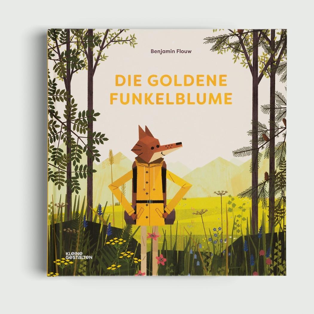 Kinderbuch - Die goldene Funkelblume