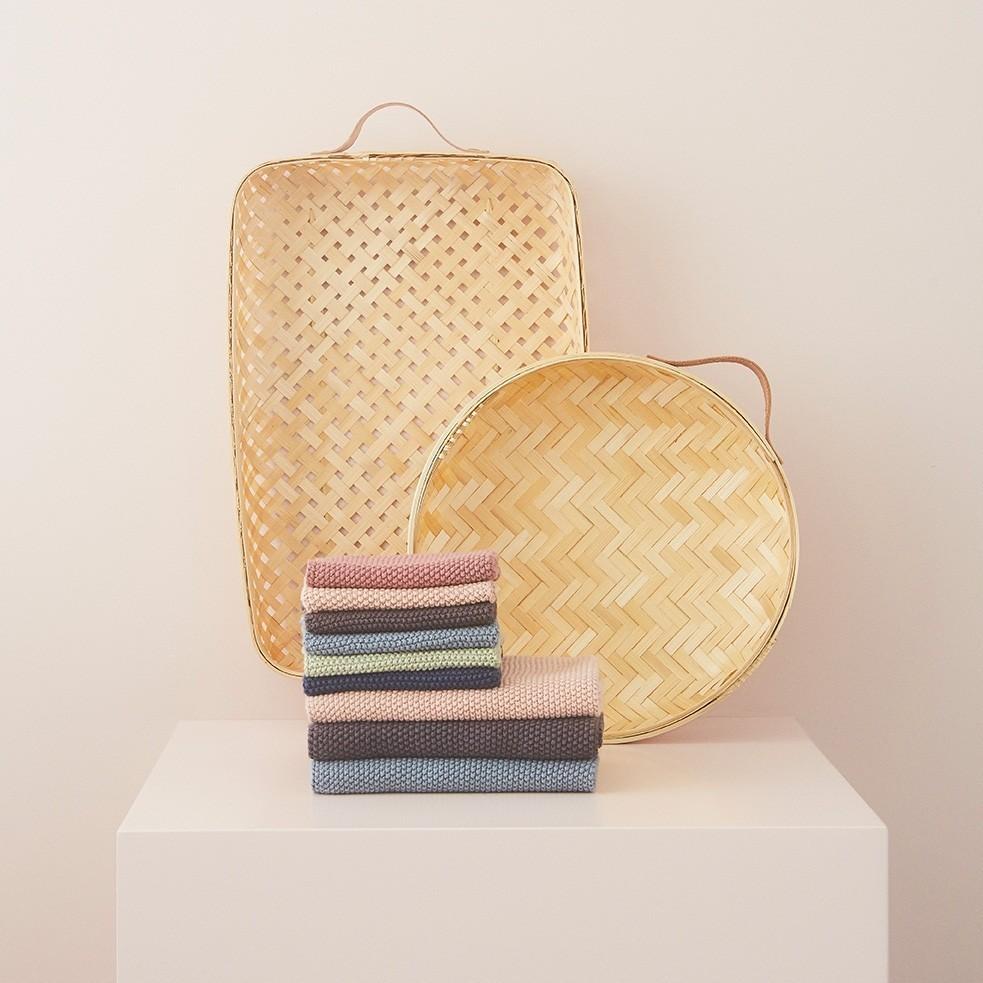 OYOY - Runder Korb aus Bambus