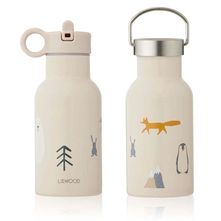 Liewood - Trinkflasche Anker Arctic Mix