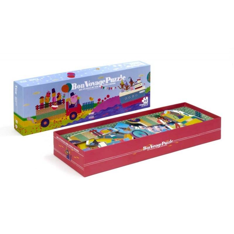 """Londji - XXL Puzzle """"Bon Voyage"""""""