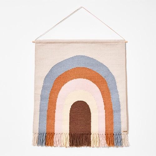 OYOY - Wandteppich Regenbogen
