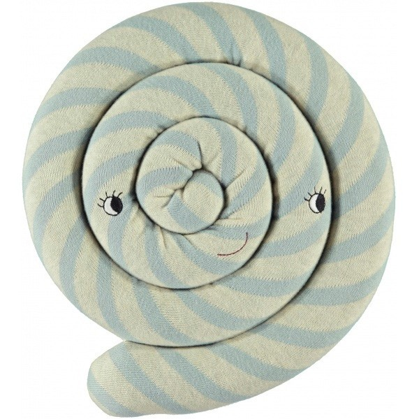 OYOY - Kuschelkissen Lollipop Blau