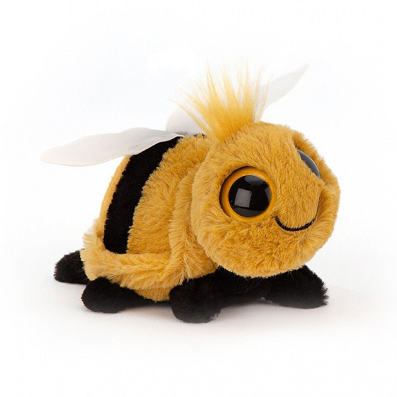 Jellycat - Kleine Biene Frizzle 14cm