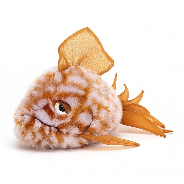Jellycat - Grummelfisch Orange 22cm
