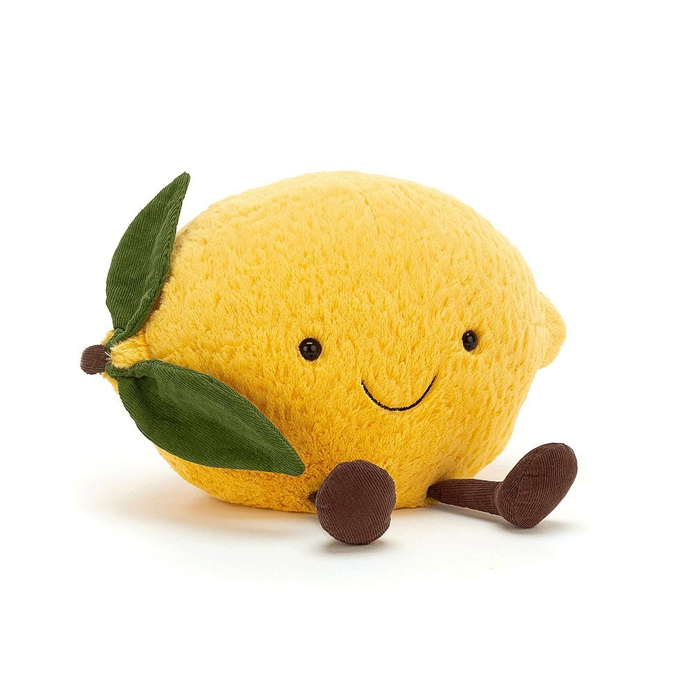 Jellycat - Amuseable Lemon