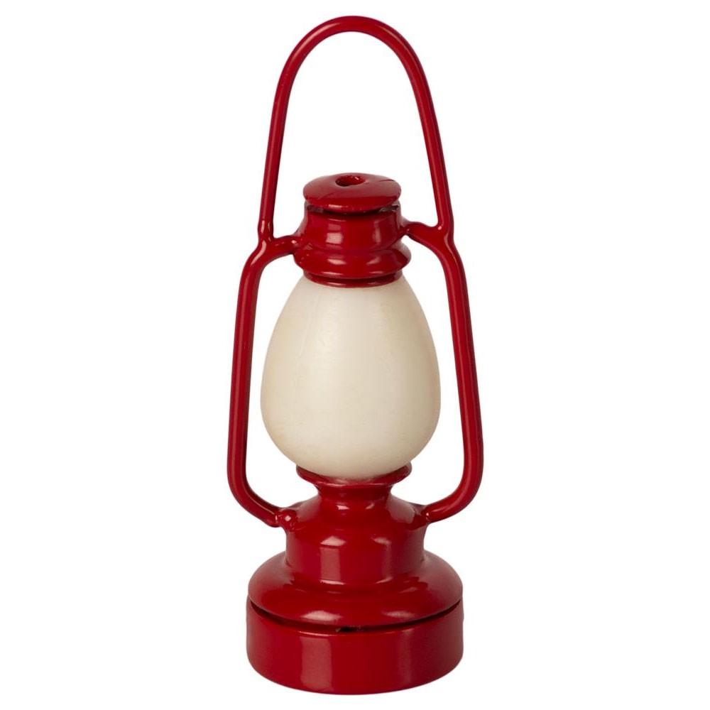 Maileg - Mini Vintage Laterne Rot für Mäuse