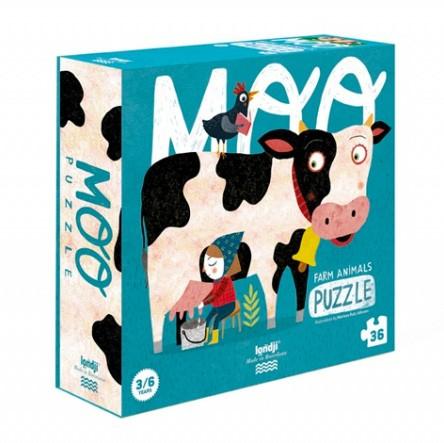 """Londji - Puzzle """"Moo"""""""