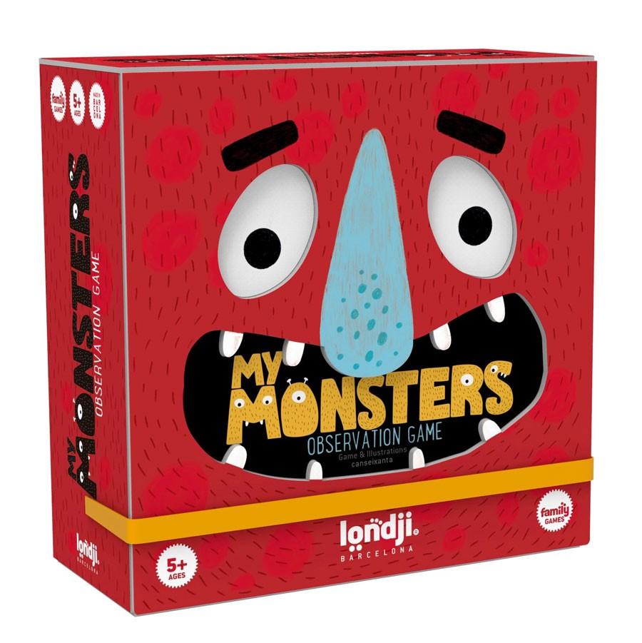 Londji - Spiel My Monsters