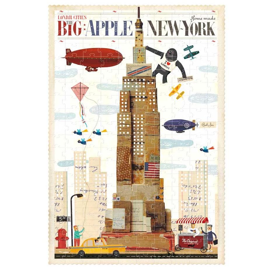 Londji - New York Puzzle 200 Teile
