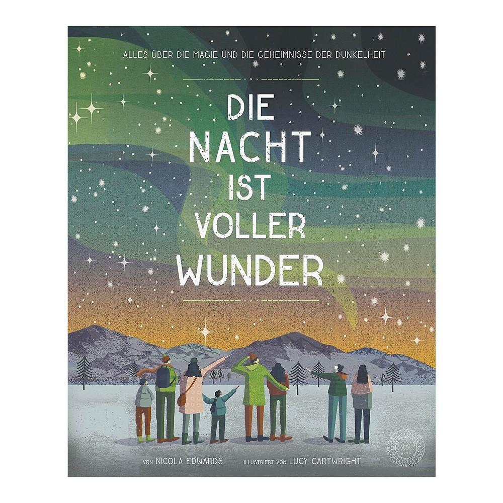 Kinderbuch - Die Nacht ist voller Wunder