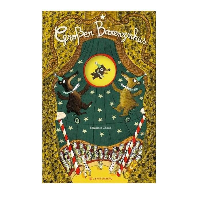 Kinderbuch - Großer Bärenzirkus