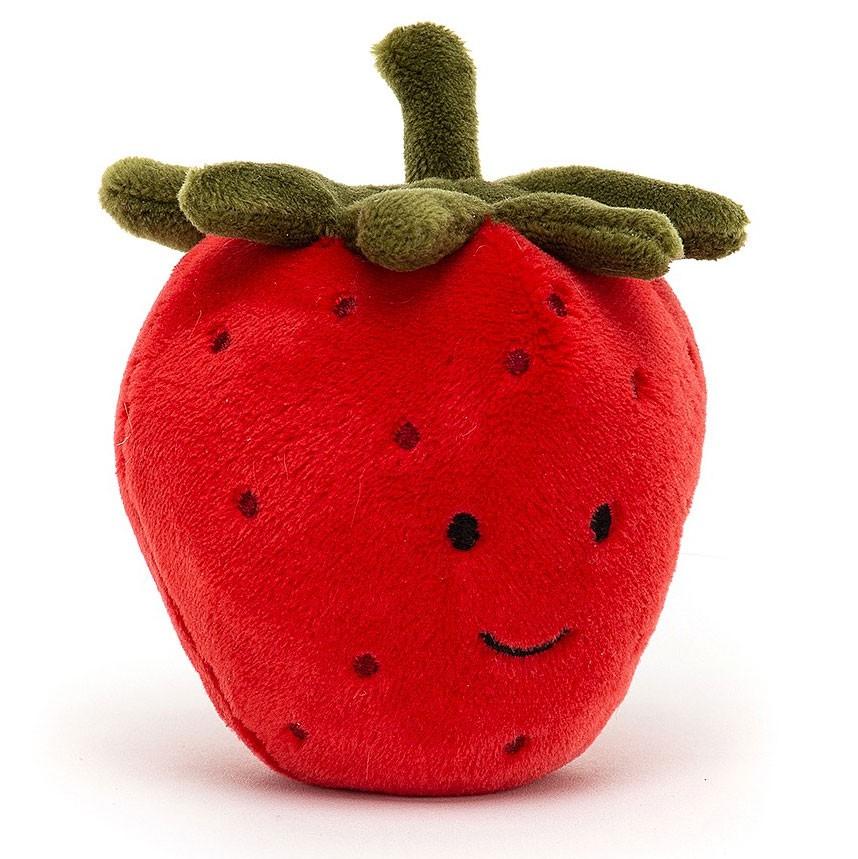 Jellycat - Erdbeere zum kuscheln 8cm