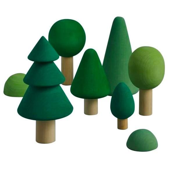 Raduga Grez - Wald aus Holz