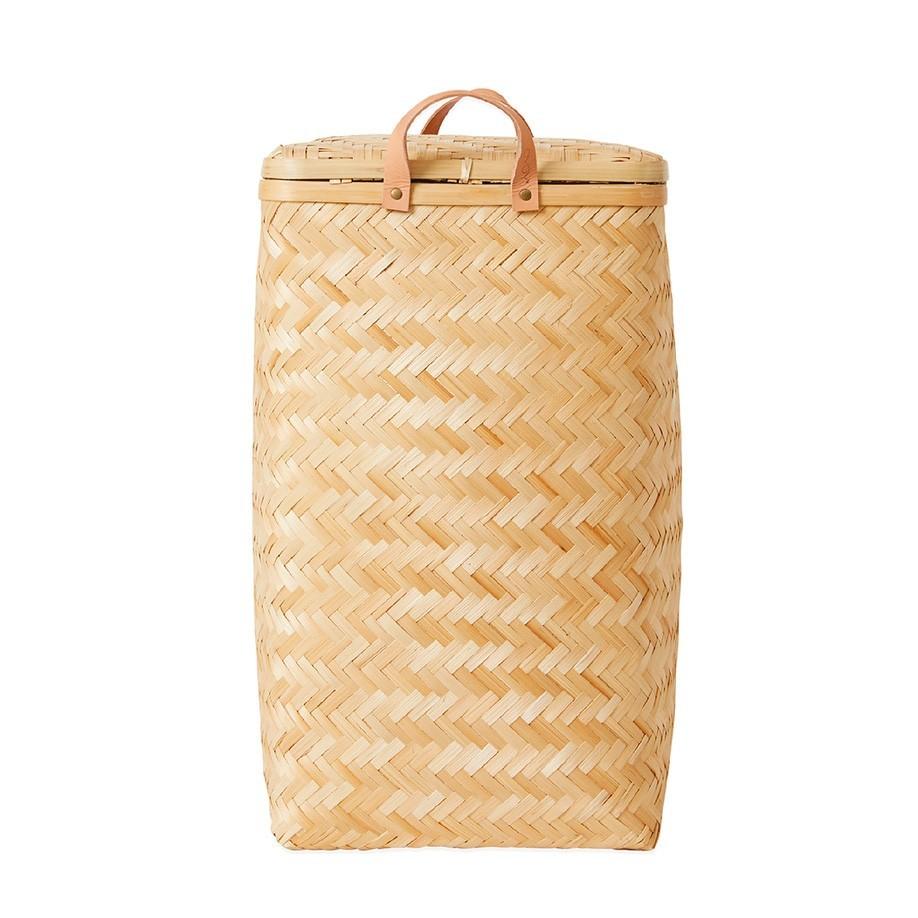 OYOY - Wäschekorb aus Bambus