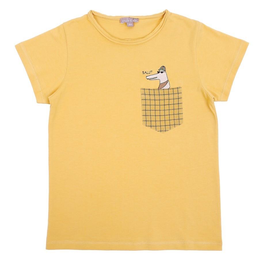 "Emile et Ida - T-Shirt ""Salut"""