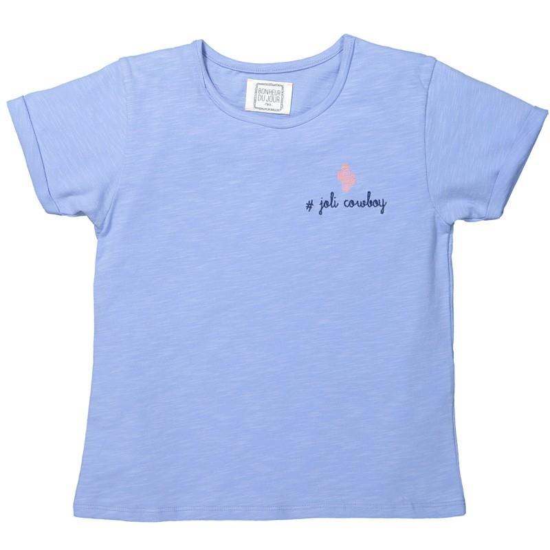 """Bonheur du Jour - T-Shirt """"Joli Cowboy"""""""