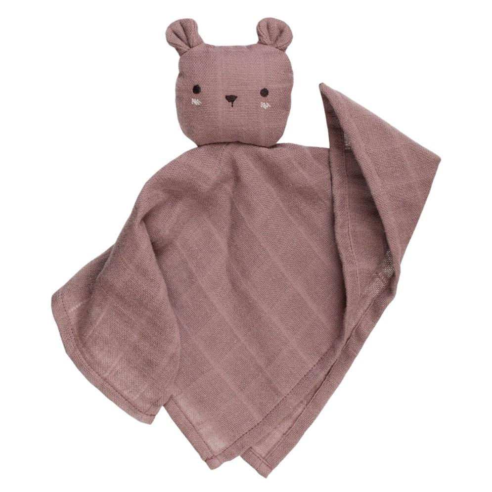 Main Sauvage - Schmusetuch Teddy