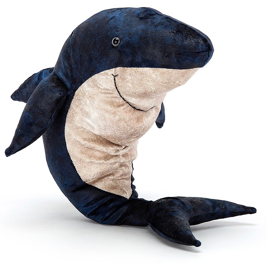 Jellycat - Victor Great White Shark