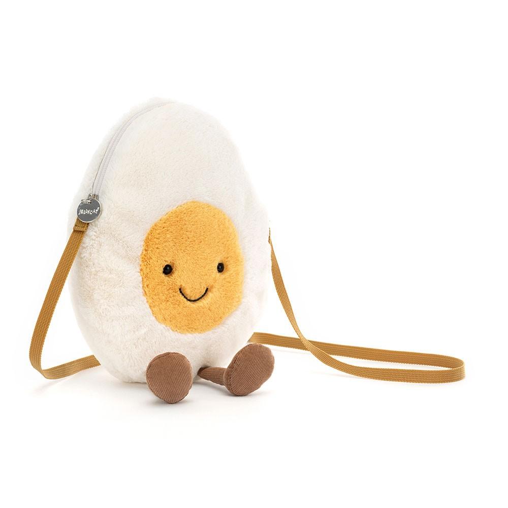 "Jellycat - Tasche ""Happy Boiled Egg"""