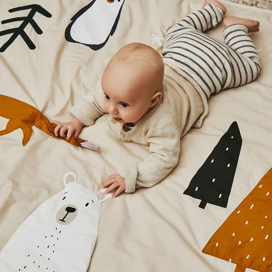 Liewood - Baby Spieldecke Arctic Mix