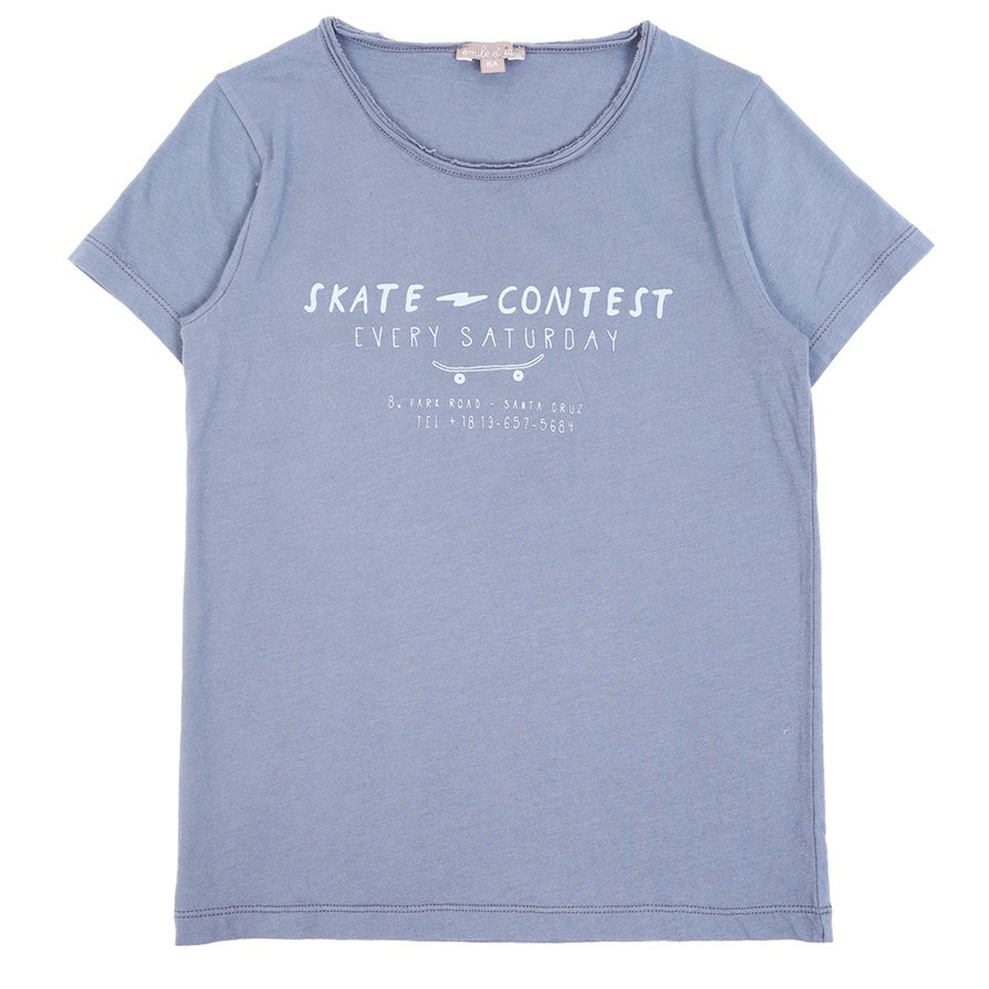 "Emile et Ida - T-Shirt ""Skate Contest"""