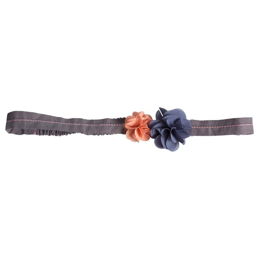 Maileg - Haarband mit Blumen Blau ab 3 Jahre