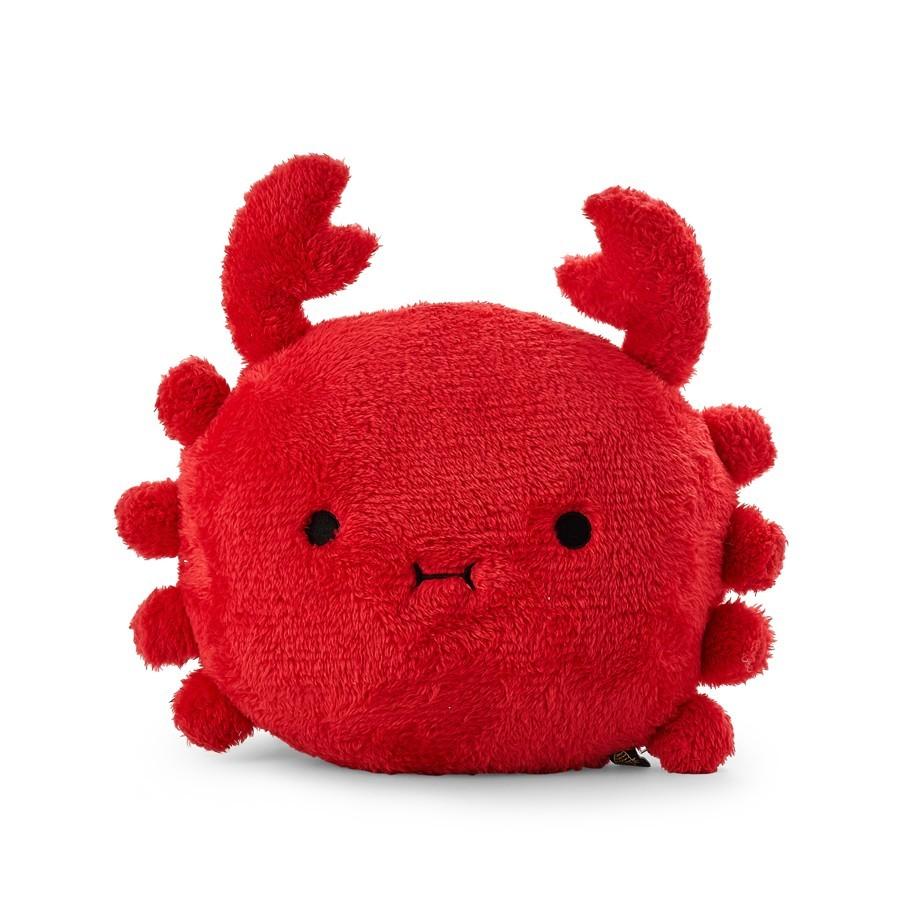 Noodoll - Große Kuschelkrabbe Rot