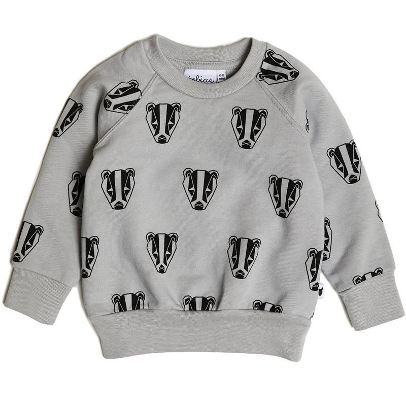 "Tobias & the Bear - Sweater ""Dachs"""
