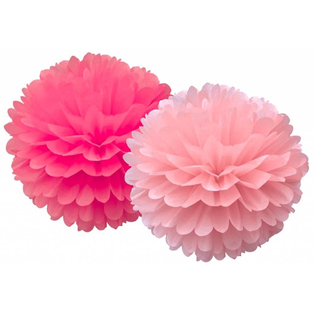 Delight Department - 2 Pompoms Pink