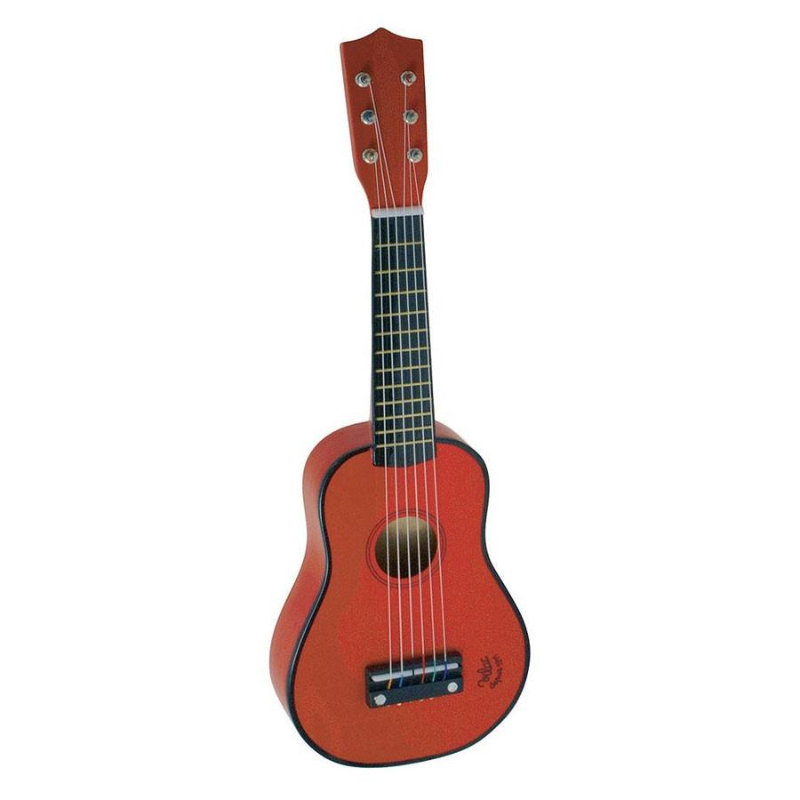 Vilac - Gitarre für Kinder Rot