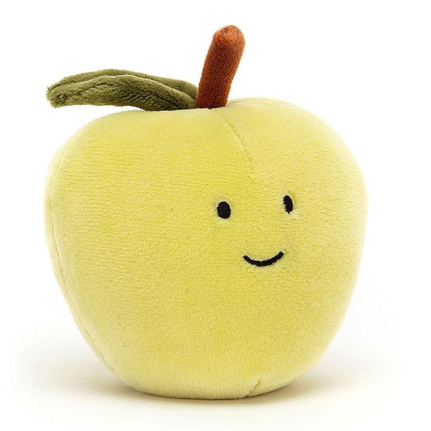 Jellycat - Apfel zum kuscheln