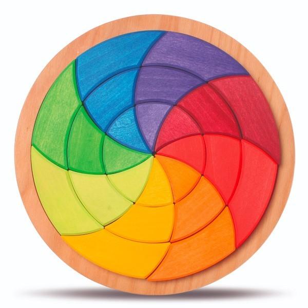 Grimm's Spielzeug - Großer Farbkreis Goethe