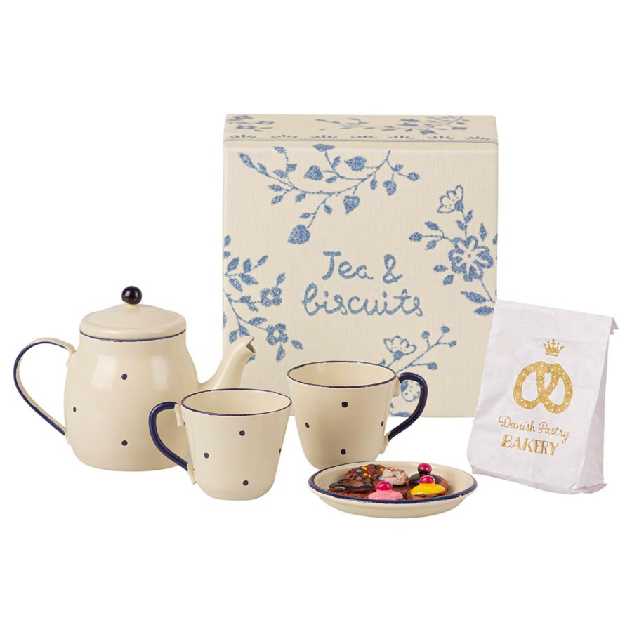 Maileg - Tea and Biscuits for Two