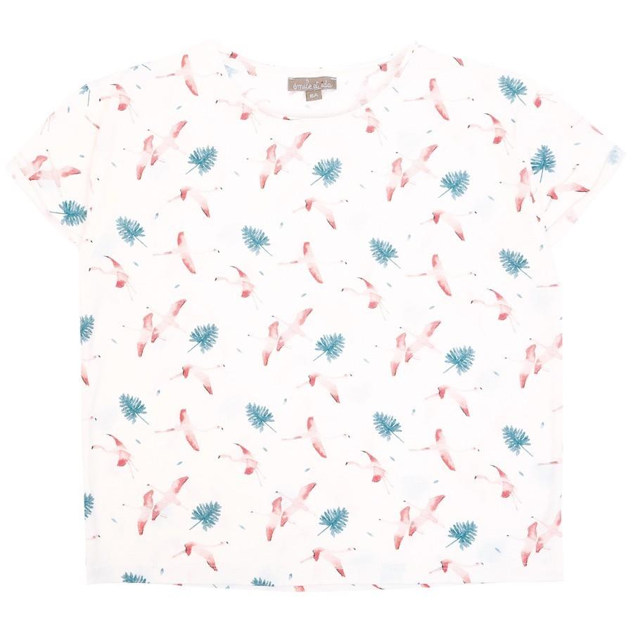 """Emile et Ida - Shirt """"Flamingo"""""""