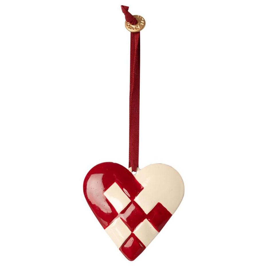 Maileg - Anhänger Weihnachten Herz Rot