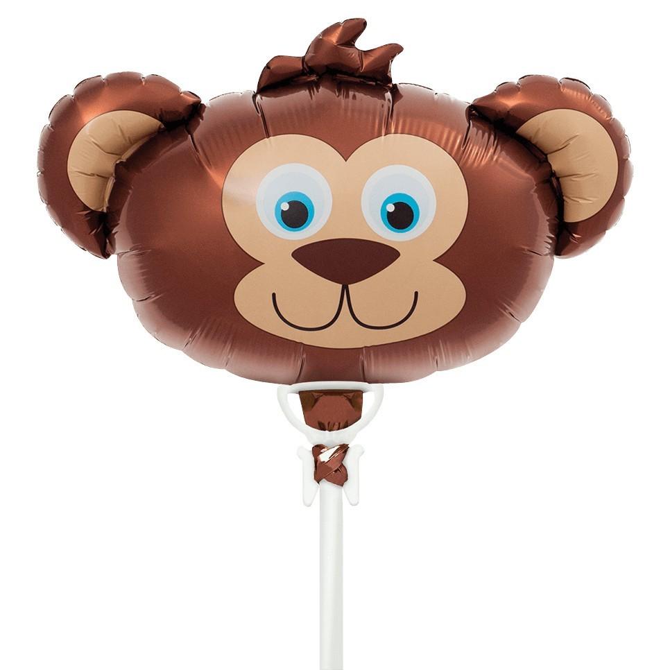 "Mini Folienballon ""Kleiner Bär"""