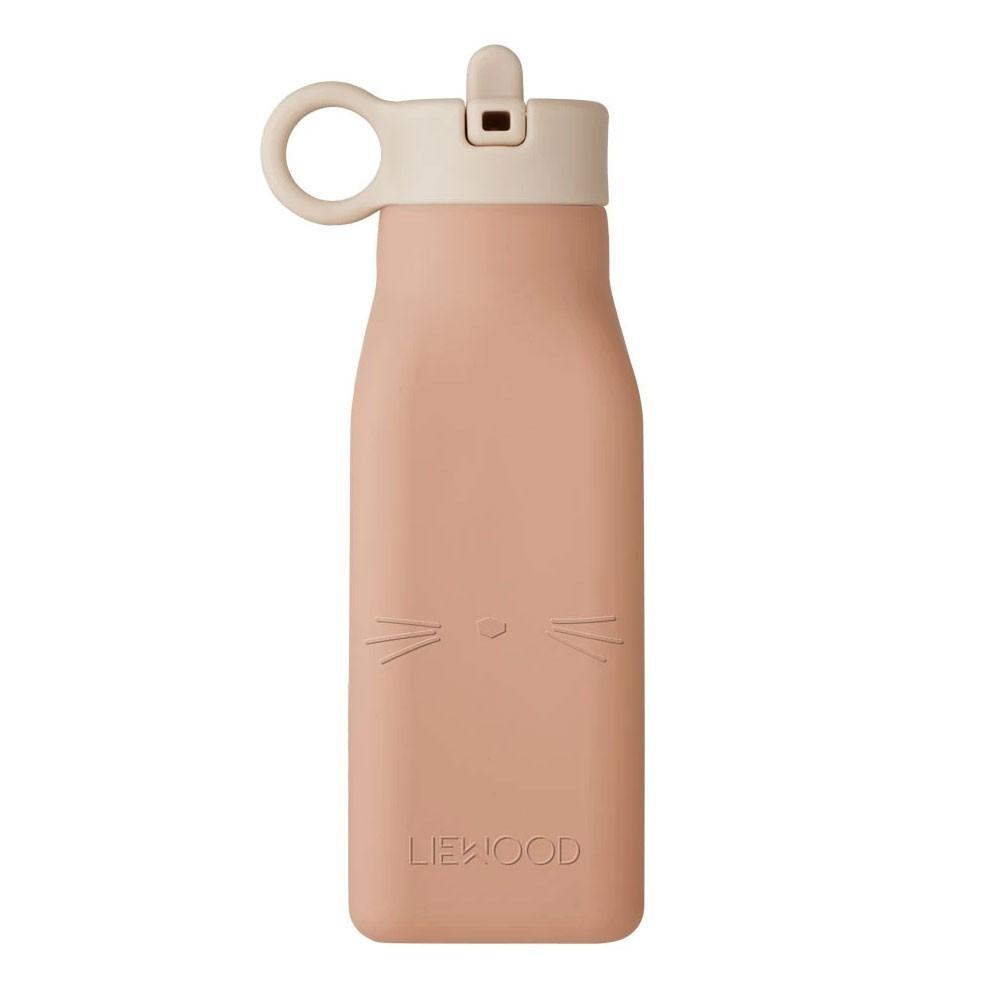 Liewood - Trinkflasche Warren Cat Rose