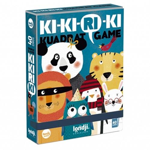 Londji - Kartenspiel Ki-Ki-Ri-Ki