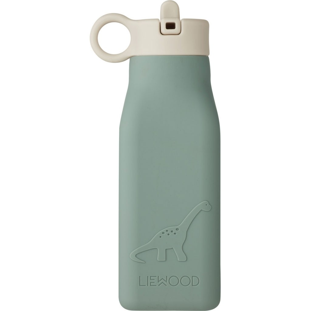 Liewood - Trinkflasche Warren Dino Peppermint