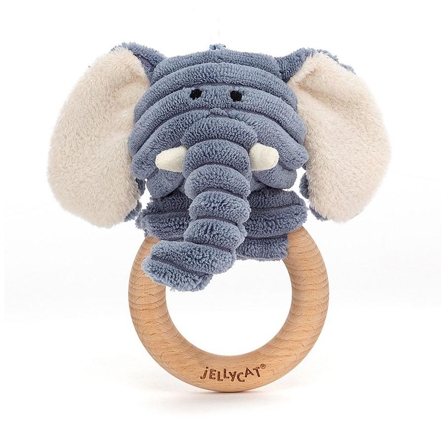 Jellycat - Baby Beißring Elefant