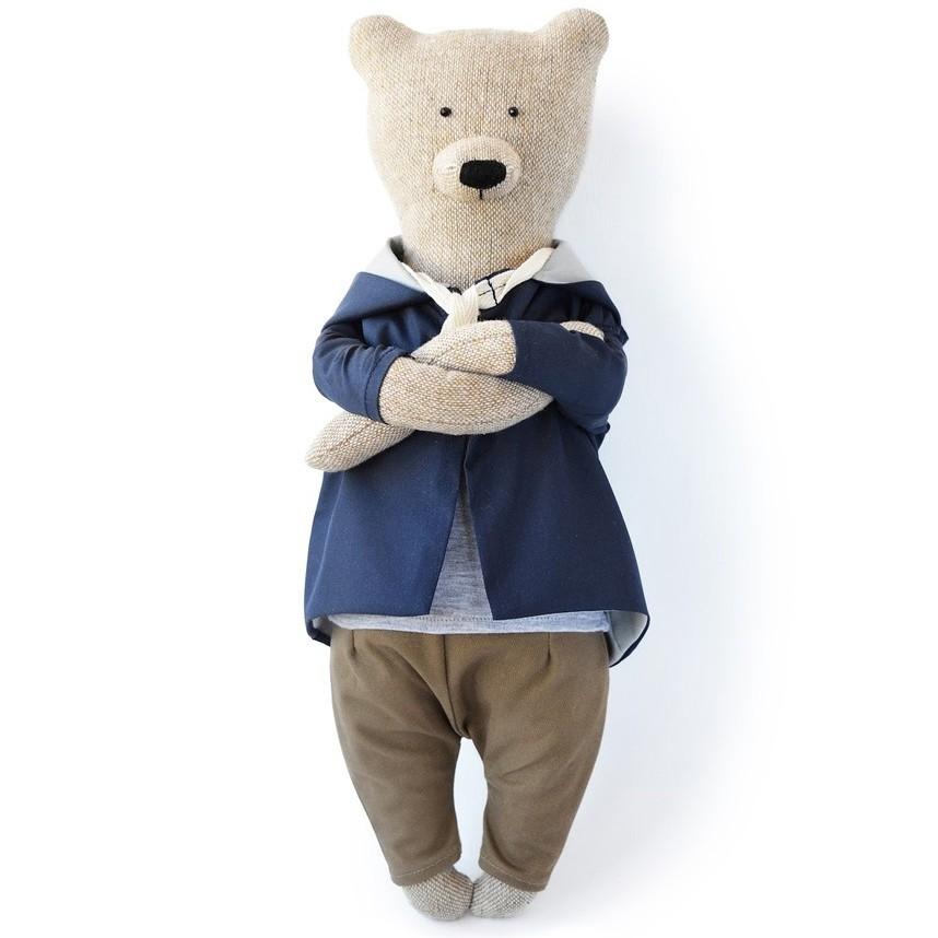 "Philomena Kloss - Teddy ""James"""