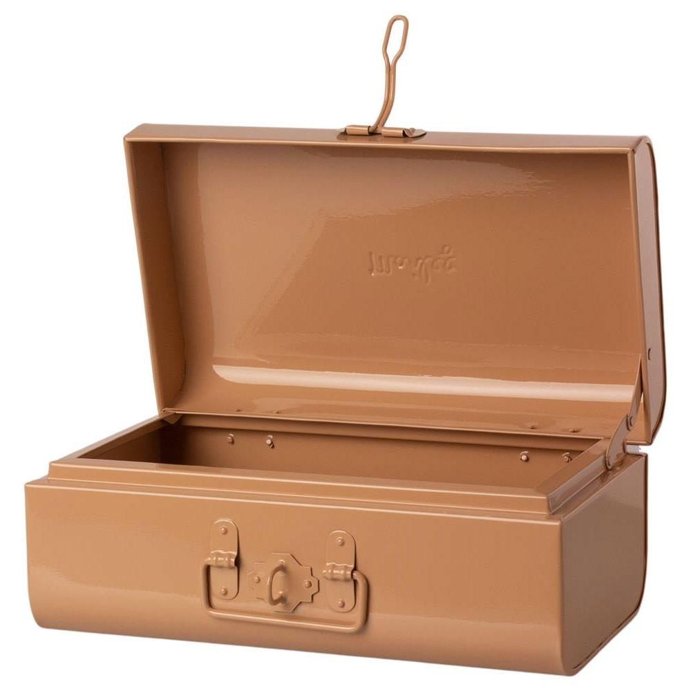 Maileg - Koffer aus Metall in Beige